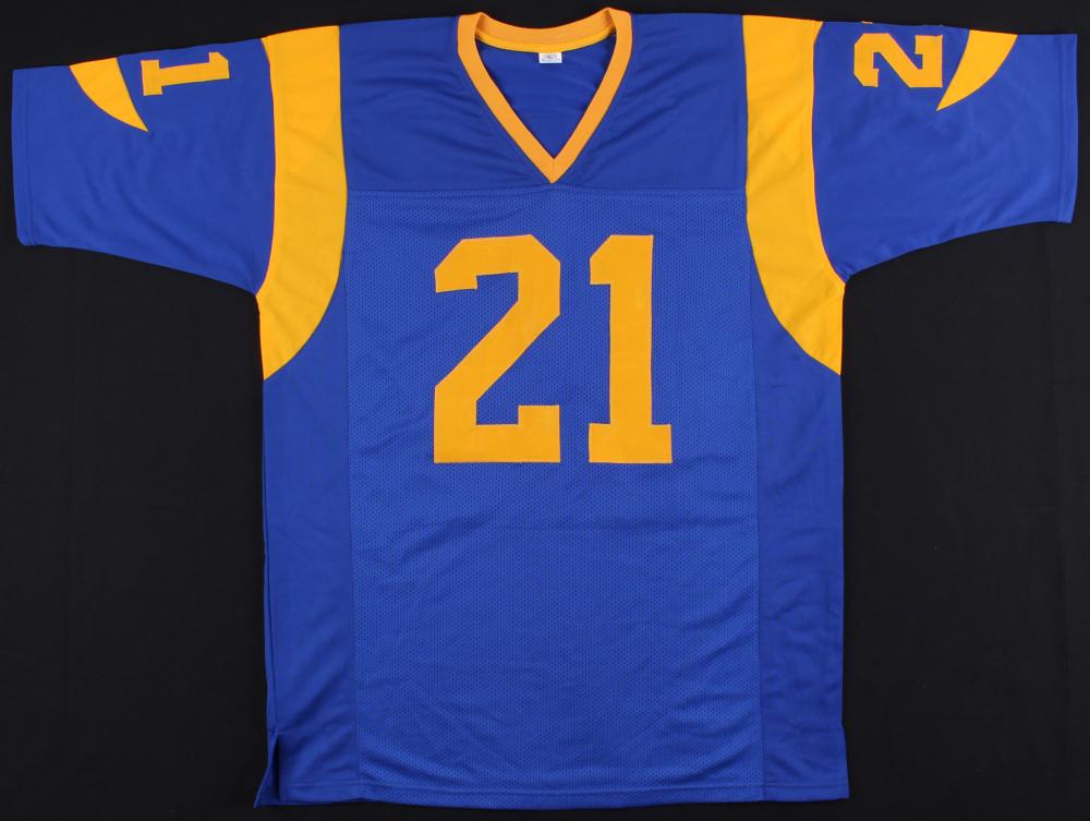 Nolan Cromwell Signed Rams Jersey (JSA Hologram) 7a2999f8b