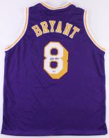 Kobe Bryant Signed Lakers Jersey (PSA Hologram)