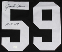 "Jack Ham Signed Steelers Jersey Inscribed ""HOF 88"" (TSE COA) at PristineAuction.com"