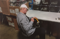 Terry Bradshaw Signed Steelers Full-Size Helmet (Radtke Hologram & Bradshaw Hologram) at PristineAuction.com