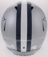 Dak Prescott Signed Dallas Cowboys Full-Size Speed Helmet (JSA COA & Prescott Hologram) at PristineAuction.com