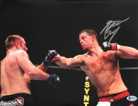 Nate Diaz Signed UFC 11x14 Photo (Beckett COA)