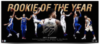 """Ben Simmons Signed Philadelphia 76ers """"Rookie Of The Year"""" 15x36 Photo (UDA COA) at PristineAuction.com"""