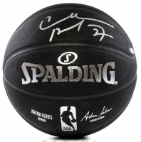 Charles Barkley Signed Basketball (Panini COA) at PristineAuction.com