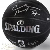 Charles Barkley Signed Basketball (Panini COA) at PristineAuction.com