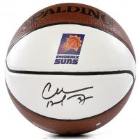 Charles Barkley Signed Suns Logo Basketball (Panini COA) at PristineAuction.com