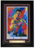 "Leroy Neiman ""The Greated"" 17x24 Custom Framed Print Display"