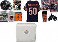 1985 Chicago Bears World Champs Mystery Autograph Gift Box – Series 1 (Limited to 120) **Team Signed Jersey Grand Prize**