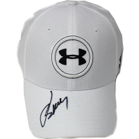 Jordan Spieth Signed Under Armor Hat (Beckett COA)