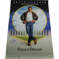 "Ray Liotta Signed ""Field of Dreams"" 24x36 Poster (Schwartz COA)"