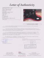 Keith Richards Signed Full-Size Fender Squier Electric Guitar (JSA LOA) at PristineAuction.com