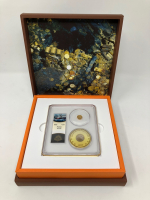 "1852 $1 Liberty Head Gold Dollar ""Ship of Gold"" Shipwreck Coin with 1857 California Gold Dust (PCGS AU 55)"