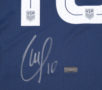 Christian Pulisic Signed Team USA Nike Jersey (Panini COA) at PristineAuction.com
