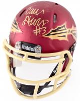 Cam Akers Signed Florida State Seminoles Mini Speed Helmet (JSA COA) at PristineAuction.com