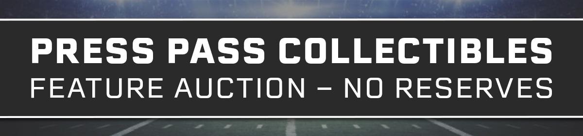 Press Pass Auction