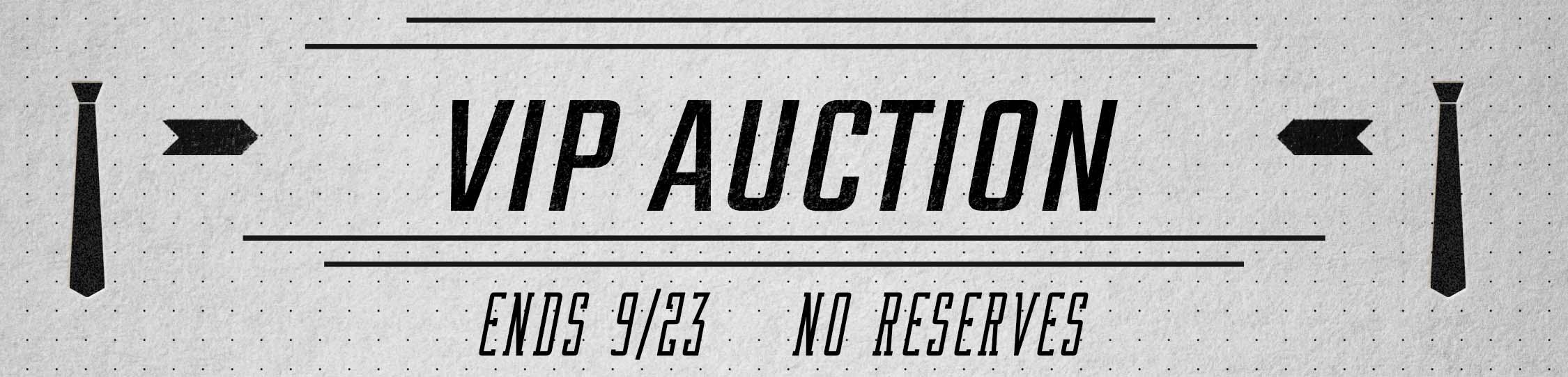 VIP Auction