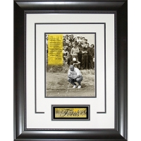 Jack Nicklaus 'Focus' Custom Framed 8x10 Photograph at PristineAuction.com
