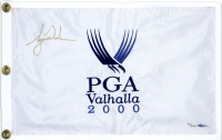 Tiger Woods Signed Limited Edition 2000 PGA Championship Pin Flag (UDA COA) at PristineAuction.com
